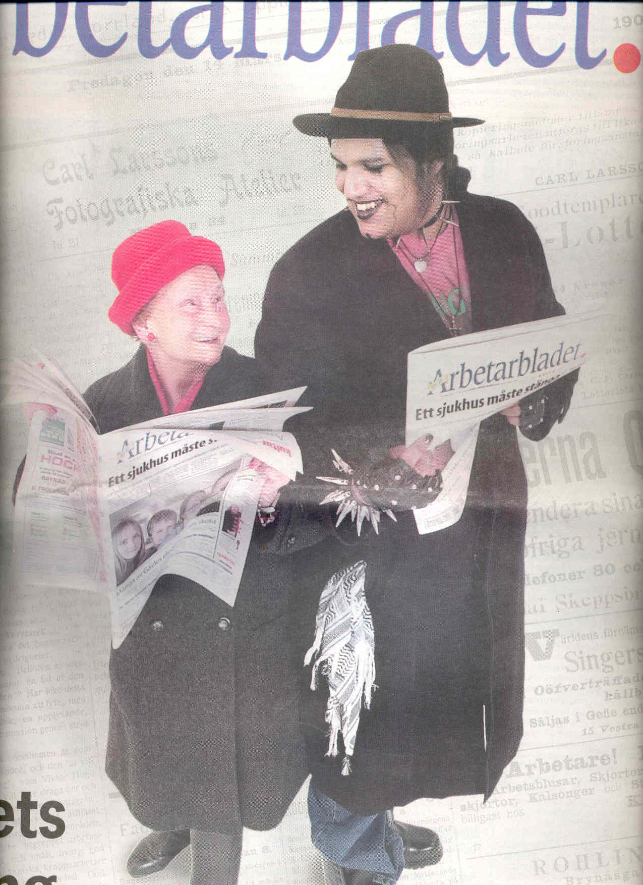 Arbetarbladet 100års-jubileum